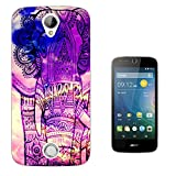 002910 - Out Of This World Galaxy Elephant Design Acer
