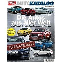 Auto-Katalog 2018