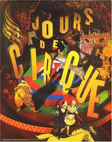 Jours de cirque par Collectif