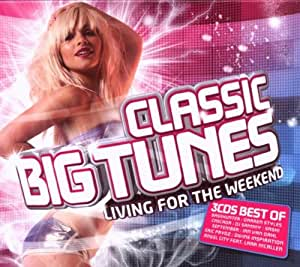 Big Tunes Classics (3 X CD's)