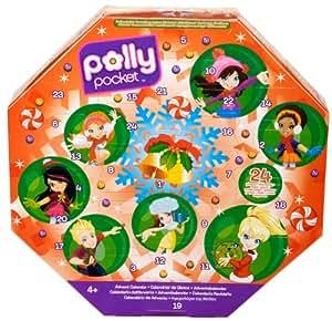 Mattel X2456 - Polly Pocket Adventskalender