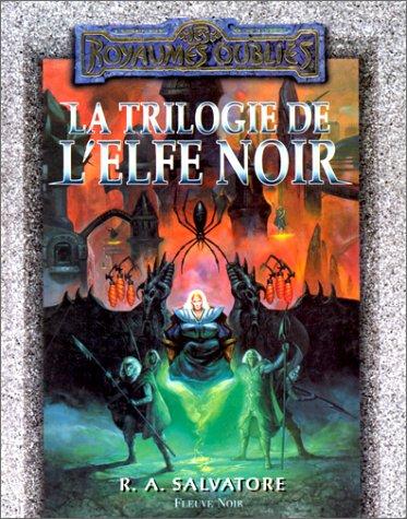 La Trilogie de l'Elfe Noir, terre natale - terre d'exil