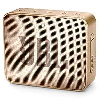 سماعة لاسلكية محمولة جي بي ال جو 2 - ذهبي فاتح