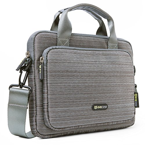 evecase-microsoft-surface-pro-4-pro-3-tablet-messenger-borsa-custodia-in-nylon-con-manici-colore-gri