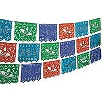 Fun Express–plástico mexicano Cutout Banner