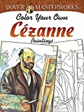 [(Dover Masterworks: Color Your Own Cezanne Paintings)] [By (author) Marty Noble] published on (August, 2014)