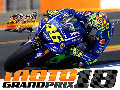 Moto GP Calendrier 2018 (MotoGP Calendar)