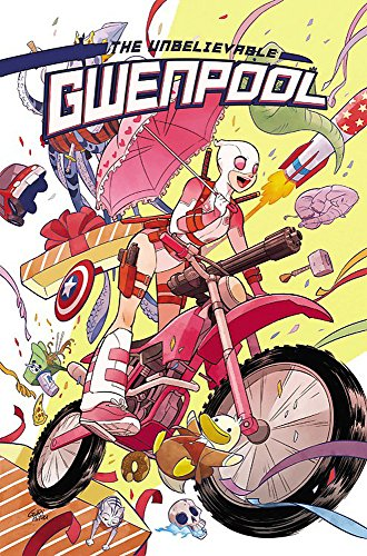 Gwenpool, The Unbelievable Vol. 1: Believe It Cover Image