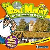 Les Roul'Malins - Bourgogne Lyonnais (Vol.2) (CD+Livre)
