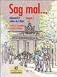Image de Sag mal, Allemand 3e LV1, cahier de l'élève