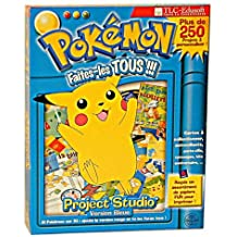 Pokémon project studio version bleue
