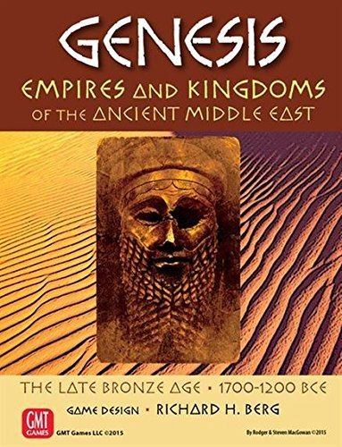 Genesis: Empires and Kingdoms of the Ancient Middle East by GMT Games