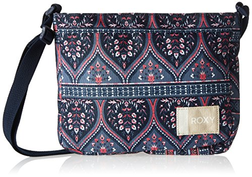 Roxy Damen Sunday Smile Schultertasche, Mehrfarbig (China Blue/Stripe), 4x39x47 Centimeters