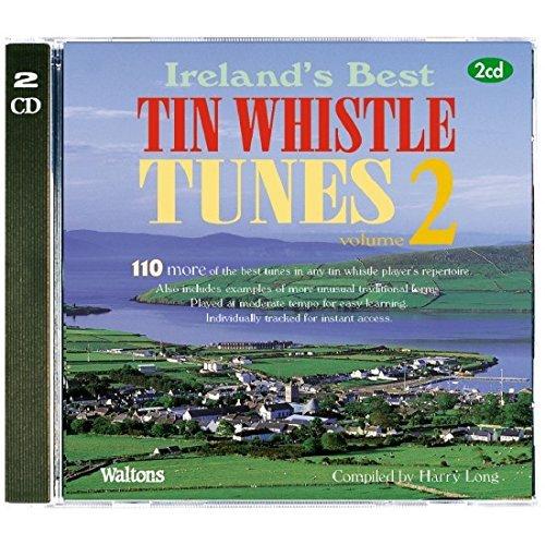 Tin Whistle Tunes Vol 2 CD