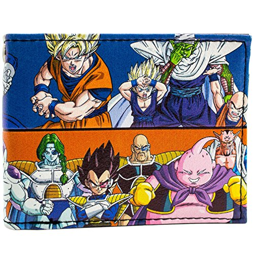 Cartera de Toei Dragón ball Z