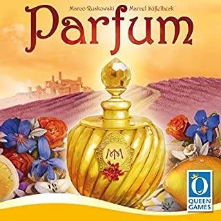 Queen Games 10140 - Brettspiel - Parfum (B00VWS0932) | Amazon Products