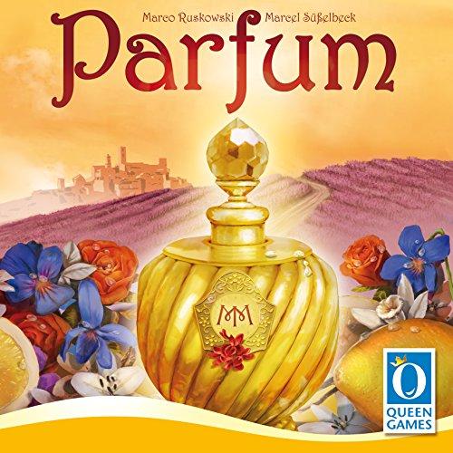 Queen Games 10140 - boardgame - Parfum