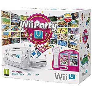 Wii U Party U Basic Pack,white (incl. Nintendo Land)
