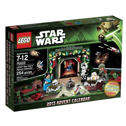 LEGO Star Wars Tm 75023 - Calendario Dell'Avvento