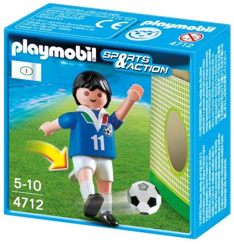Playmobil 4712 - Fußballspieler - Italien