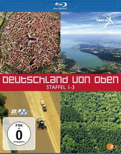 Produktbild Deutschland von oben - Staffel 1-3 [Blu-ray]