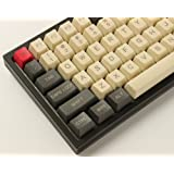 YMDK 96 84 ANSI ISO Keyset OEM Profil PBT Keycap Set pour clavier mécanique Cherry MX YMD96 RS96 KBD75 YMD75 FC980M (Seulement le le clavier) 115 touches.