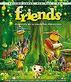 Friends: Aventura En La Isla De Los Monstruos - Edición Combo [Blu-ray]