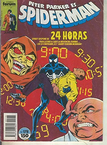 Spiderman volumen 1 numero 178