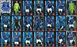 MATCH ATTAX 2018/19 EVERTON - FULL 21 CARD TEAM SET including ALL 3 EVERTON MAN OF THE MATCH CARDS