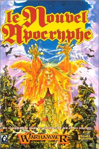 Le nouvel apocryphe : Supplément de Warhammer