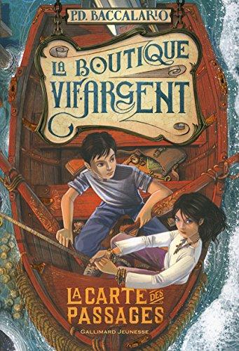 La boutique Vif-Argent (3) : La carte des passages