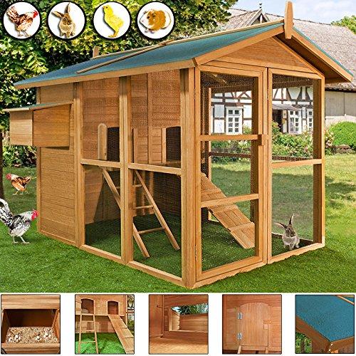 kaninchenstall mit xxl freilauf kaufen unsere empfehlungen kaninchen. Black Bedroom Furniture Sets. Home Design Ideas