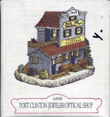 Liberty Falls Port Clinton Jeweler/Optical Shop AH90 by International Resourcing Services, Inc.