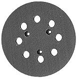 DeWALT Schleifteller für Exzenterschleifer Klett, 8-Loch, 125 mm, DT3600-QZ