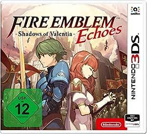Fire Emblem Echoes: Shadows of Valentia [3DS]