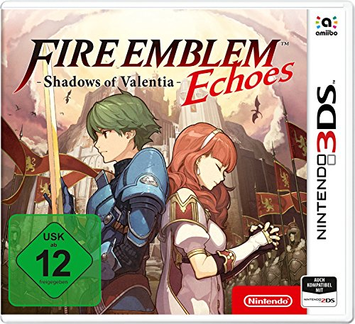 Shadows of Valentia [3DS] ()