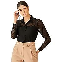 MIZAGO Women's Casual Shirt