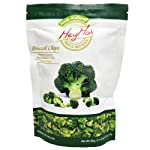 HEY HAH Broccoli Chips - 20 gm (Pack of 1)