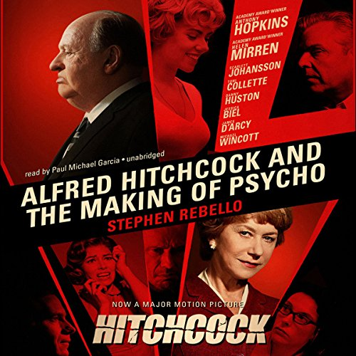 Alfred Hitchcock and the Making of Psycho  Audiolibri