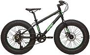 Reid Monster Fat Bike Matte Black
