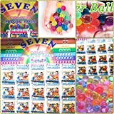 #5: Supermall New 30 Bags Crystal Mud Soil Water Beads Jelly Gel Ball Flower Plant Decor Best Quality