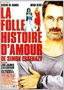 La Folle histoire d'amour de Simon Eskenazy [Import belge]
