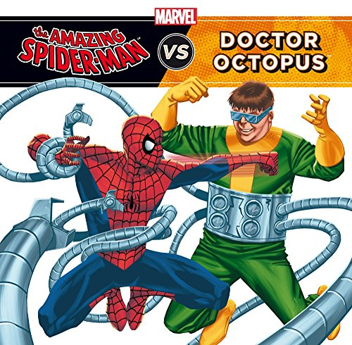 Marvel. Spider-Man vs Dr. Octopus: Cuentos de Spider-Man (Spiderman (marvel))