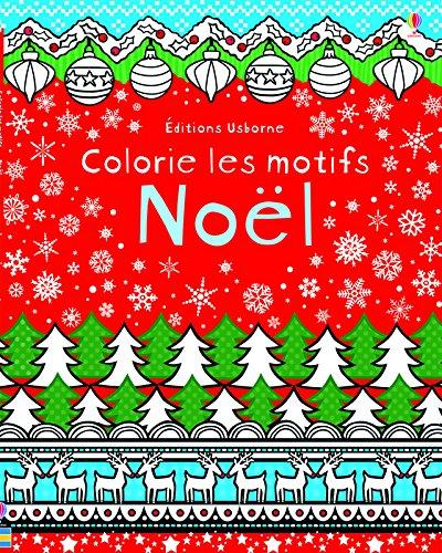 Colorie les motifs - Noël par Kirsteen Robson