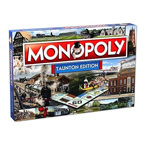 Winning Moves Taunton Monopolio Juego de Tablero