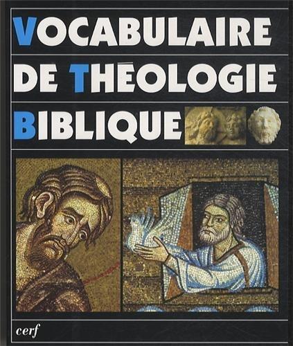 Vocabulaire de théologie biblique par Xavier Léon-Dufour