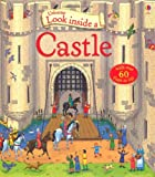 Look Inside a Castle (Usborne Look Inside) (Look Inside Board Books)