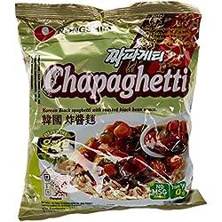 Nong Shim Nouilles Instantanées Chajang Muyun 140 g - Pack de 20