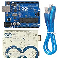 Arduino UNO R3 Development Board with USB Cable