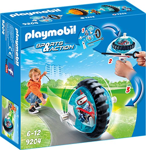 PLAYMOBIL 9204 - Speed Roller